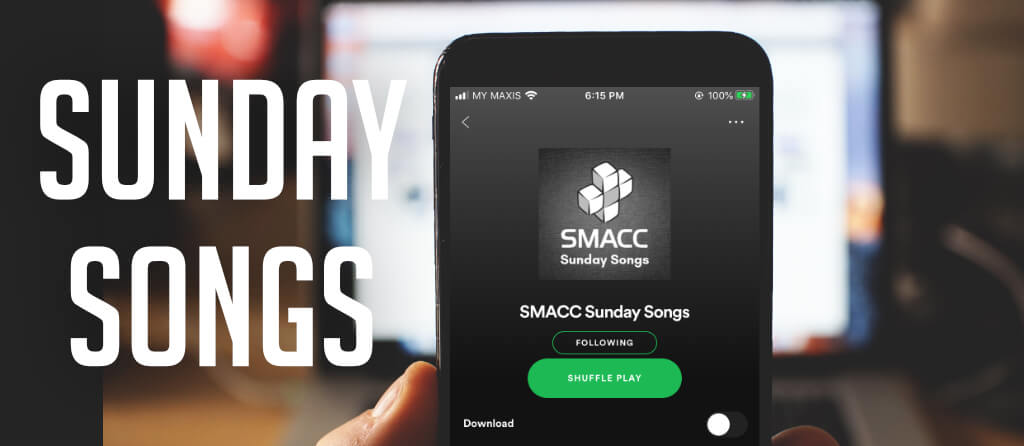 SMACC Sunday Songs